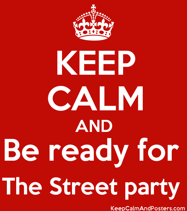 Muclaster Street Party