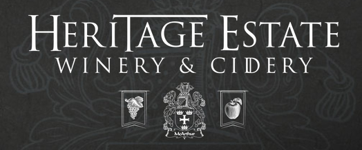 Welcome to Heritage Estate Winery & Cidery