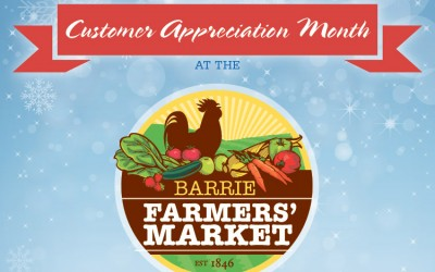 December is Customer Appreciation Month