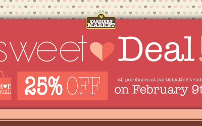 Get a Sweet Deal for Valentine's Day